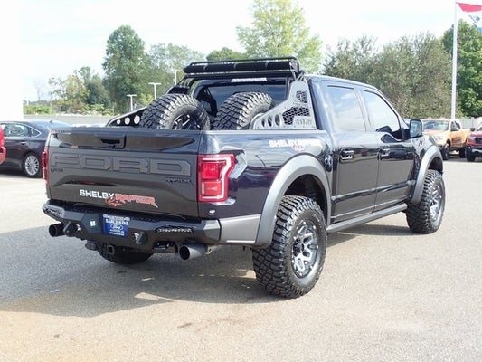 Shelby Raptor Price >> 2019 Ford F 150 Raptor Shelby Baja Edition In Randolph Oh